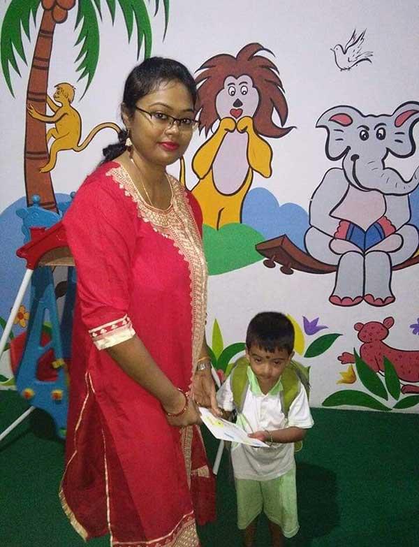Snigdha Basu Chowdhury